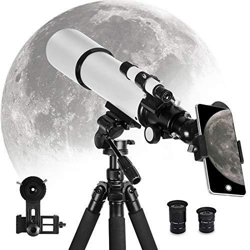 OYS Telescope 80mm Aperture