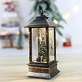Decoraciones de Navidad, Linterna de Navidad Lámpara de noche Luz de noche, Decoración de muñeco de nieve Luz de noche, escritorio Adornos de árbol de Navidad, Regalos de fiesta de decoración de Navid