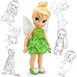 Disney Tinker Bell Tinkerbell Animator Collection Toddler Doll Toy by Tinker Bell
