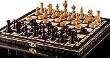 ajedrez tallado