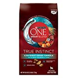 Purina One Smartblend True Instinct Natural With Real Salmon & Tuna Adult Dry Dog Food - 3.8 Lb. Bag
