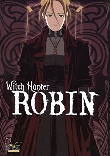 Witch Hunter Robin - Box 2/2 (3 DVDs)