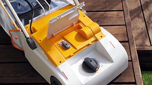 リョービ(RYOBI)電子芝刈機リール式LM-2310693705A刈込幅230mm