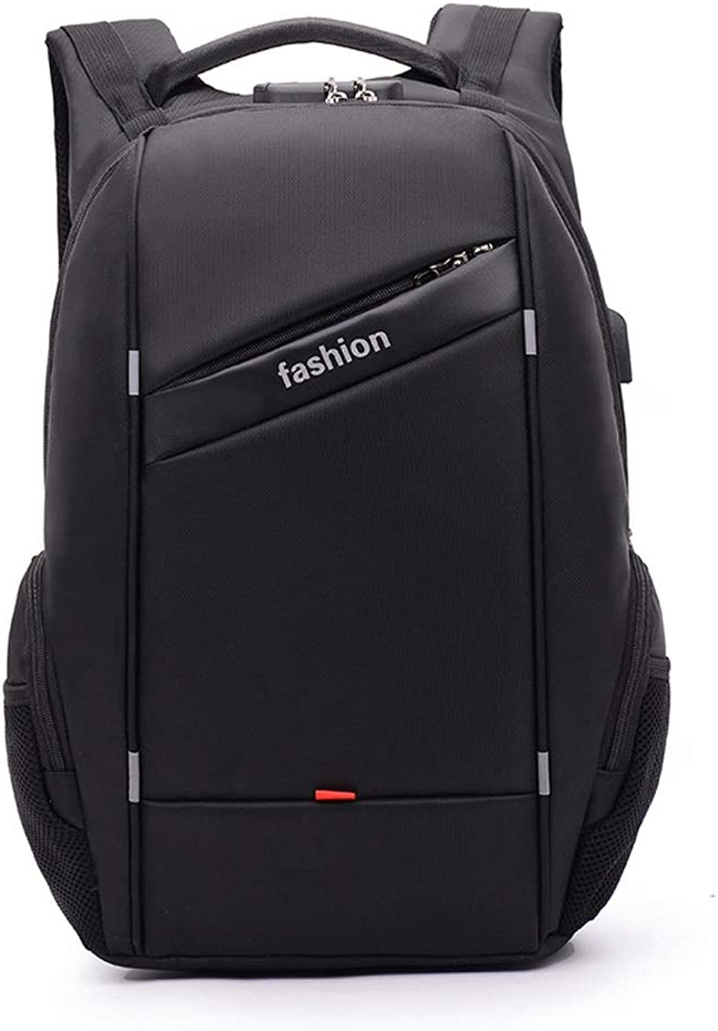 Travel Laptop Backpack, AntiTheft Backpack with Lock and USB Charging Interface and Headphone Jack, LargeCapacity Business Laptop Backpack for 15.6inch Laptop