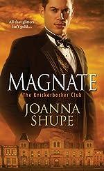 Magnate (The Knickerbocker Club Book 1)