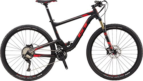 GTT GT 725377M60MD Bicicleta, Unisex Adulto, Negro, M