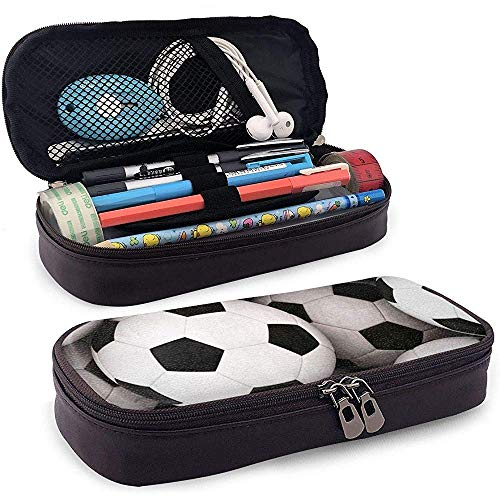 Diverse wijnen potlood Case Pu lederen potlood zak briefpapier organisator multifunctionele cosmetische make-up zak, houder