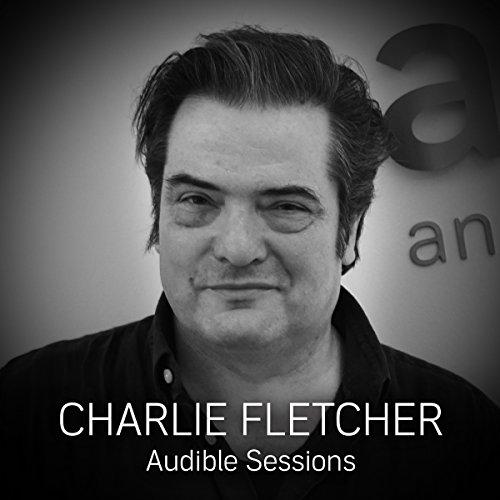 Charlie Fletcher audiobook cover art