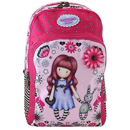 Gorjuss Fiesta - Rucksack mit DREI Taschen Mein Geschenk an Sie