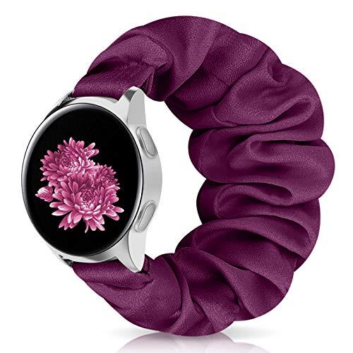 Zoholl - Correa de reloj para Samsung Galaxy 46 mm/Gear S3 Fronter/Classic, bandas de repuesto florales de 22 mm para ASUS/Fossil Gen 5 / Hombres / Mujeres Gen 4