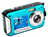 Best Waterproof Cameras - Underwater Camera FHD 2.7K 48 MP Waterproof Digital Review