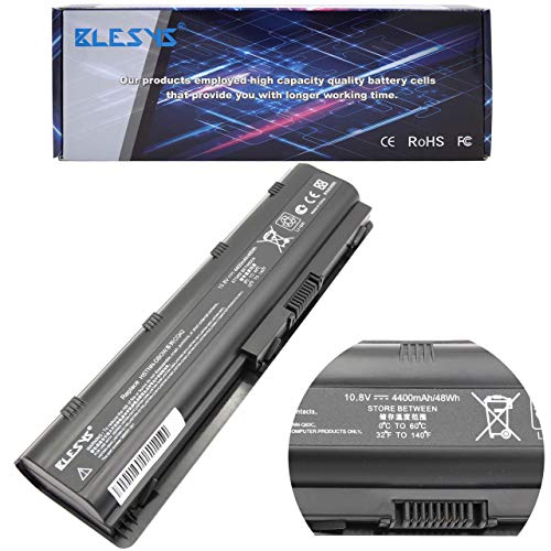 BLESYS HSTNN-LB0W HSTNN-UB0W MU06 MU09 593553-001 593554-001 593562-001 Compatibile con batteria laptop per HP 245/250/255 G1 430 431 435 450 455 630 631 635 636 650 655 Batterie per PC portatili