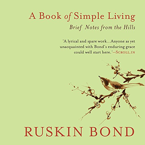 A Book of Simple Living audiobook cover art