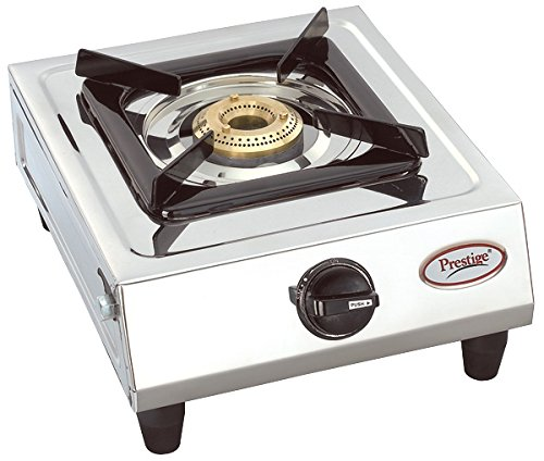 Gas Stove Prithvi - Single Burner