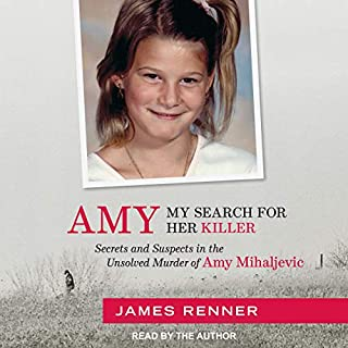 Amy: My Search for Her Killer audiobook cover art
