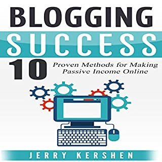 Blogging Success cover art