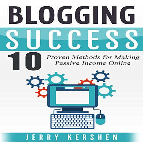 Blogging Success audiobook cover art
