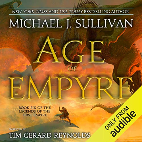 Page de couverture de Age of Empyre