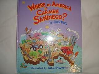 Where In America Is Carmen Sandiego?