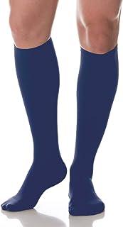 Scudotex Calcetín Bienestar Silver Sky Cotton Color Azul Talla 1-1 unidad