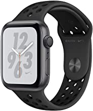 Apple Watch Series 4 Nike+ - 44mm Space Gray Aluminum Case with Anthracite/Black Nike Sport Band, GPS, watchOS 6
