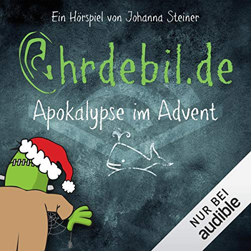 Apokalypse im Advent     Ohrdebil.de 2              By:                                                                                                                                 Johanna Steiner                               Narrated by:                                                                                                                                 div.                      Length: 2 hrs and 3 mins     Not rated yet     Overall 0.0