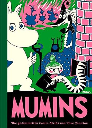 Mumins / Die gesammelten Comic-Strips von Tove Jansson: Mumins 2: Die gesammelten Comic-Strips von Tove Jansson: BD 2