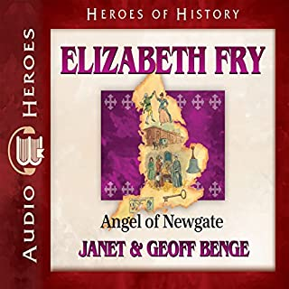 Elizabeth Fry: Angel of Newgate cover art