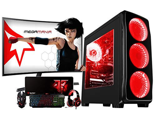 Pc Sobremesa Gaming Gtx Marca megamania