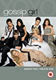 WARNER HOME VIDEO Gossip Girl - Season 2 - Part 1 [DVD]