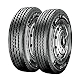 2 Tires 11R24.5 Pirelli T-H89 Trailer 16 Ply M 149/146 Truck Tire (2)