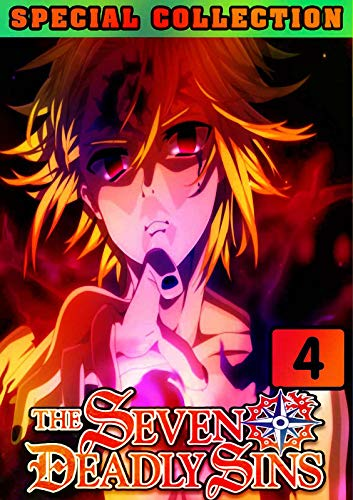 Seven Sins Collection: Special 4 -New Edition Graphic Novel Fantasy The Seven Deadly Sins Shonen Action Manga (English Edition)