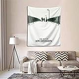 N\A Joy Division The Best of Band Tapiz Colgante de Pared Tapiz Colorido Pared Decoración del hogar Dormitorio Sala de Estar Decoración de Dormitorio Universitario.