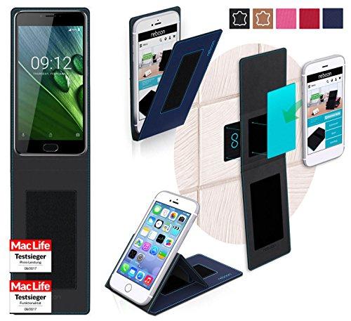 Hülle für Acer Liquid Z6 Plus Tasche Cover Hülle Bumper | Blau | Testsieger