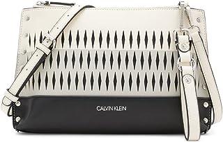 Calvin Klein Damen Sonoma Key Item Novelty Crossbody Umhängetasche, Einheitsgröße