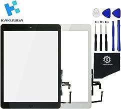 AUTOKAY Whitw Touch Digitizer Screen Touchscreen Flex for Apple iPad Air A1474,A1475,A1476