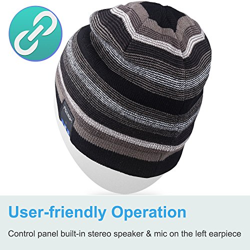 Rotibox Bluetooth-Beanie