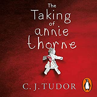 The Taking of Annie Thorne cover art