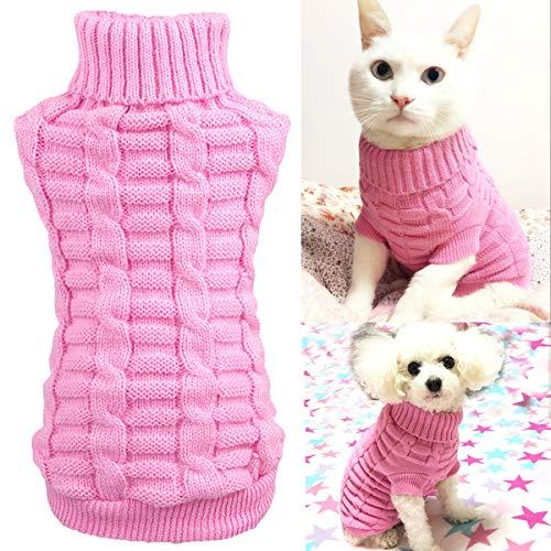 Wiz BBQT Knitted Braid Plait Turtleneck Sweater Knitwear Outerwear