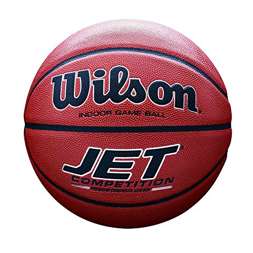 %14 OFF! Wilson Jet Competition Basketball, Official - 29.5, Orange