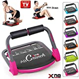 Xn8 Abs Core Fitness Trainer |Exercise Machine for Smart Body Abdominal Workout Equipment AB Toning-Gym-Home- Easily Stored