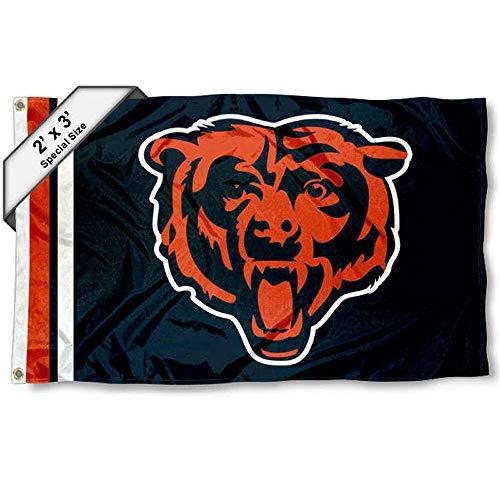 WinCraft Chicago Bears 2x3 Feet Flag