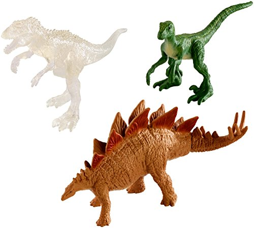 Barbie - Surtido Pack De 3 Dino-Mites Jurassic World Mattel