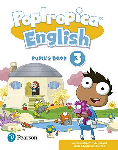 Poptropica English 3 Pupil's Book Print & Digital InteractivePupil's Book - Online...