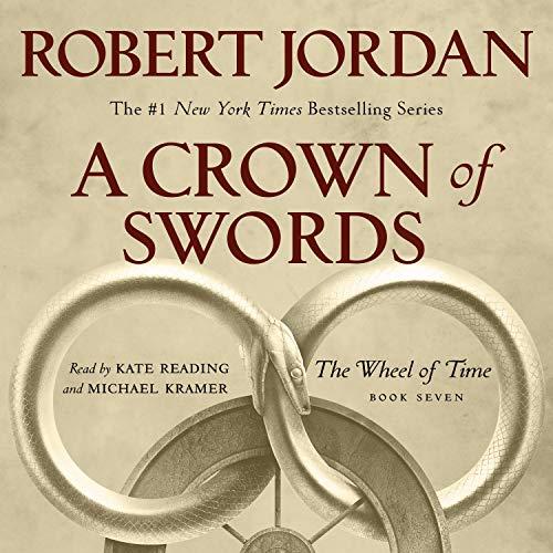 Page de couverture de A Crown of Swords