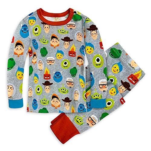 Disney Pixar PJ PALS for Baby, Size 0-3 Months