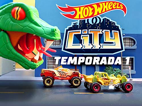 Hot Wheels City: Temporada 1