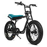 Best electric bicycle - Super73-Z1 Jett Black Electric Motorbike, 36V Lithium Ion Review