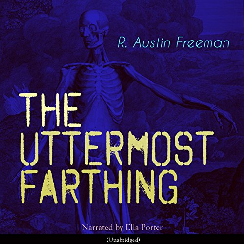 The Uttermost Farthing audiobook cover art