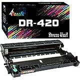 1-Pack 4Benefit Compatible DR420 DR-420 Drum Unit Replacement for Brother DR 420 use in TN-450 HL-2130 HL-2132 HL-2220 HL-2230 HL-2240 HL-2240D HL-2242D HL-2250DN HL-2270DW HL-2275DW HL-2280DW Printer